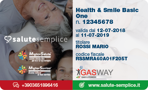 Gasway Health & Smile Basic