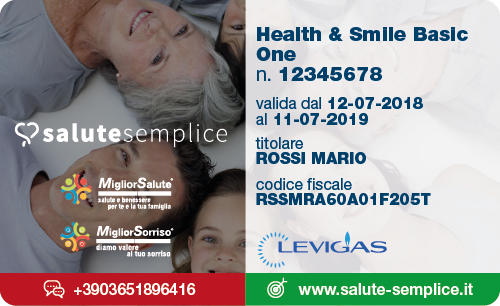 Levigas Health & Smile Basic