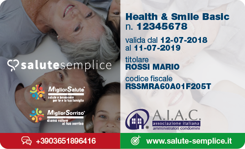 A.I.A.C. Health & Smile Basic