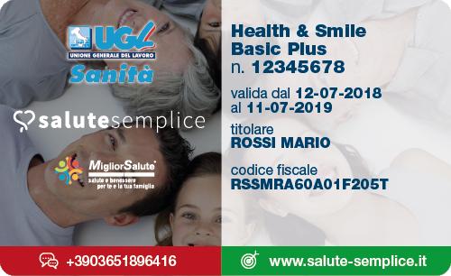 UGL Health & Smile Basic Plus